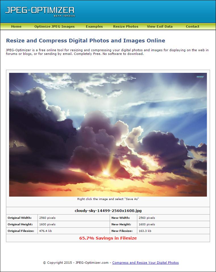 Online Resim Sıkıştırma Siteleri